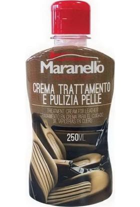 Maranello Deri Temizleme ve Bakım Kremi 250ml Made In Italy