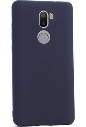 Gpack Xiaomi Mi 5S Plus Premier Silikon Kılıf Nano Glass Siyah