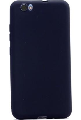 Gpack Vestel Venüs Z10 Premier Silikon Kılıf Nano Glass Koruyucu Siyah