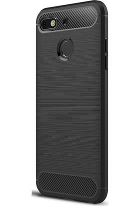 Gpack General Mobile GM8 Go Kılıf Room Silikon Kapak Nano Kalem Siyah