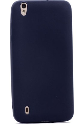 Gpack Vestel Venüs V3 5530 Kılıf Premier Silikon Nano Glass Siyah