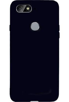 Gpack General Mobile GM8 Go Premier Silikon Kılıf Nano Glass Siyah