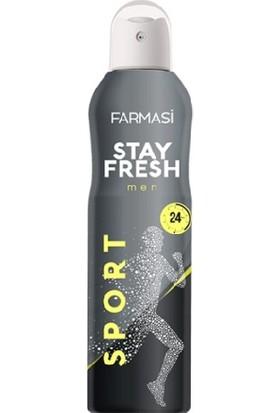 Farmasi Stay Fresh Sport Deodorant For Men 150 ml