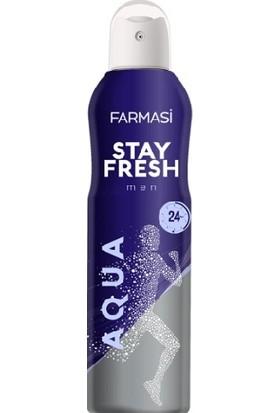 Farmasi Stay Fresh Aqua Deodorant For Men 150 ml