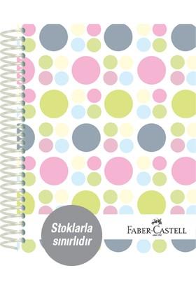 Faber-Castell Sert Kapak Sep.3+1 Puantiye Defter 120 Yaprak (stoklarla sınırlıdır)
