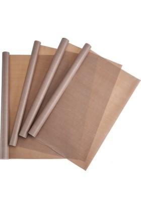 Ptfe Teflon ® Kumaş Yapışkansız 0,13 Mm
