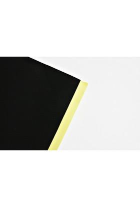 Ptfe Teflon ® Kumaş Kendinden Yapışkanlı Siyah Antistatik 0,13 Mm
