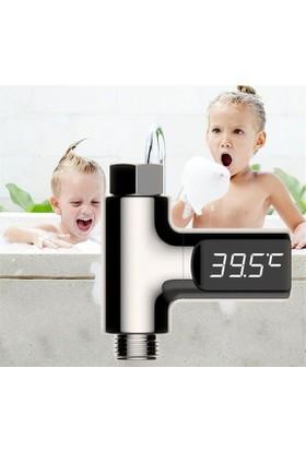 TermoLed Dijital Banyo Sıcak Su Termometresi