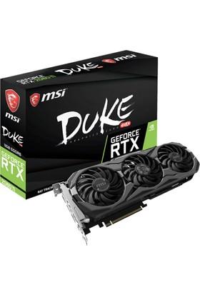 MSI Duke GeForce RTX 2080 Ti 11GB 352Bit GDDR6 PCI-E 3.0 Ekran Kartı + Battlefield V