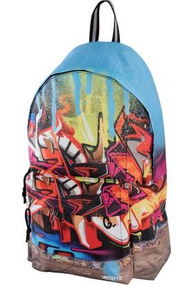 Unkeeper Graffiti Spray Street Sırt Çantası 62619