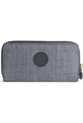 Kipling Uzario Basic Plus Cüzdan Denim K13198-F27