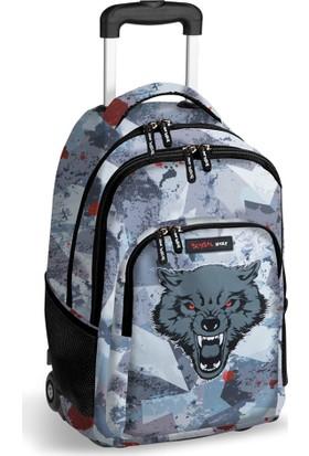 Busquets Bestial Wolf Çekçekli Sırt Çantası 18774050100