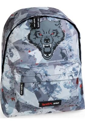 Busquets Bestial Wolf Sırt Çantası 18763050100