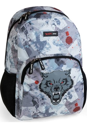 Busquets Bestial Wolf Okul Sırt Çantası 18798050100