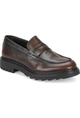 Kebo 11410 Kahverengi Erkek Deri Ayakkabı