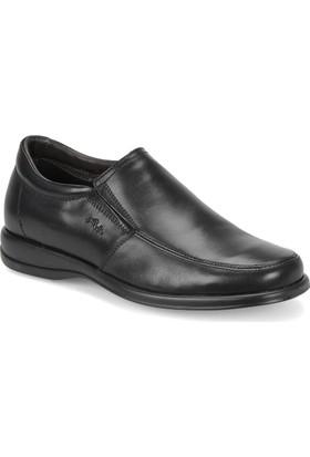 Kebo 3404 Siyah Erkek Deri Ayakkabı