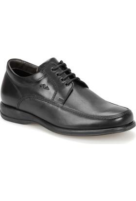 Kebo 3800 Siyah Erkek Deri Ayakkabı