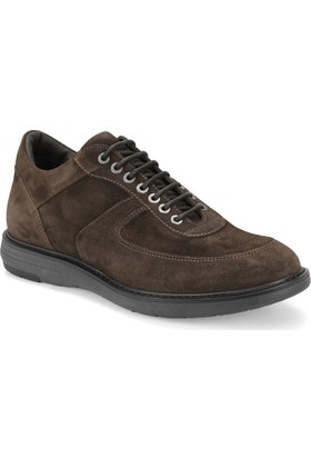 Kebo 6884 Kahverengi Erkek Deri Ayakkabı