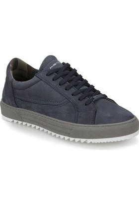 Ambitious 7818 Lacivert Erkek Deri Ayakkabı