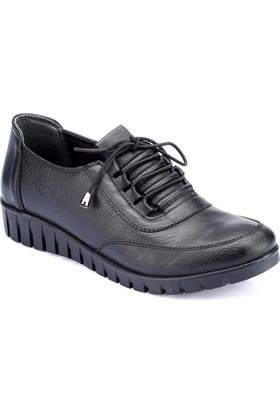 Polaris 82.156975.Z Siyah Kadın Ayakkabı
