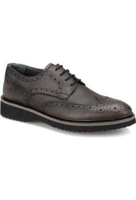 Mercedes Bury Füme Erkek Deri Ayakkabı
