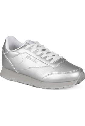 Kinetix Lower Pu W Gümüş Kadın Sneaker