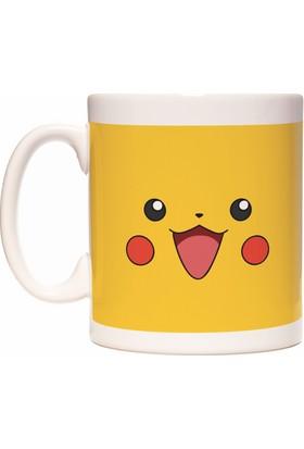 Rockn Fox Pokemon Pikachu Kupa Bardak