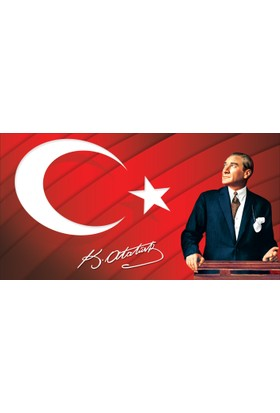 Areksan Reklam Atatürk Laptop Sticker