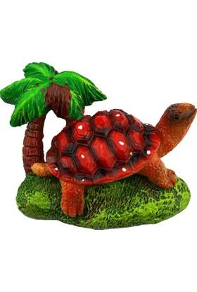 Dekodem Kaplumbağa Polyester Magnet - Buzdolabı Süsü