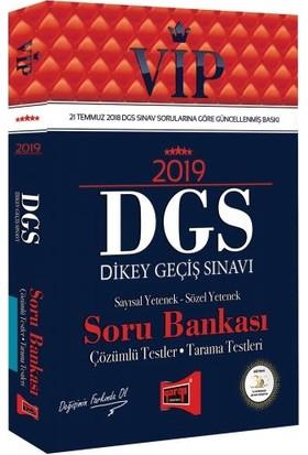 Yargı Yayınları 2019 Dgs Vıp Sayısal Sözel Yetenek Soru Bankası
