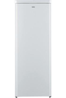Vestel CD-M1102 W A+ 6 Çekmeceli Derin Dondurucu