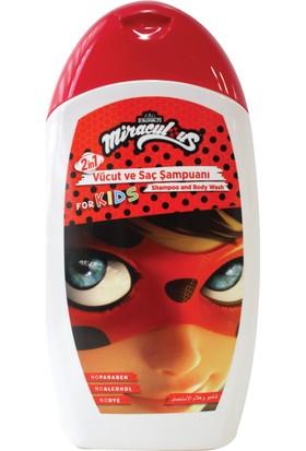 Miraculous Çocuk Saç Ve Vücüt Şampuanı 300 Ml