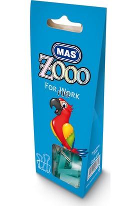 Mas Colors Karton Pakette Omega Kıskaç No:25 Mavi 616