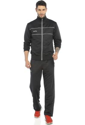 Sportive Erkek Siyah Eşofman Takımı 210365-0Lb