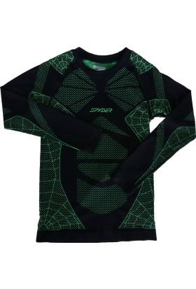 Spyder Erkek Çocuk Uzun Kol T-Shirt