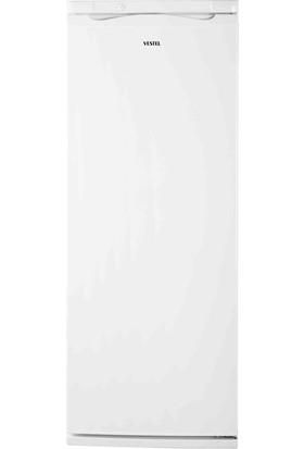 Vestel CD-ML1102 W A+ 250 lt 4 Çekmeceli Derin Dondurucu