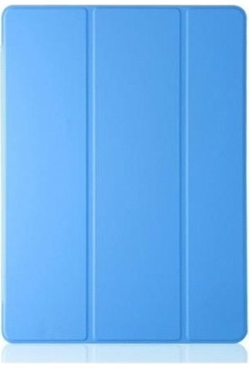 CresCent Samsung Galaxy Tab A6 P580/P585 10.1 İnç Stiff Back Smart Case Tablet Kılıfı (Kalemli Model)