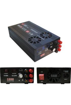 Chargery - S1200 24V 50A 1200W Güç Kaynağı