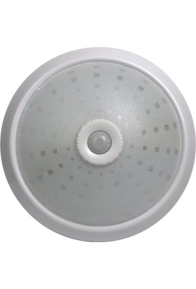 Bk Lighting Sensörlü Tavan Armatür Kare Cam