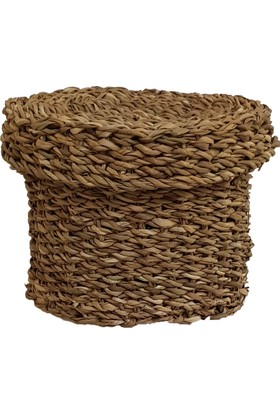 Vtb Bambu Çok Amaçlı Sepet (K 9001)