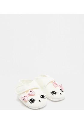 Koton Kız Çocuk Desenli Ayakkabı