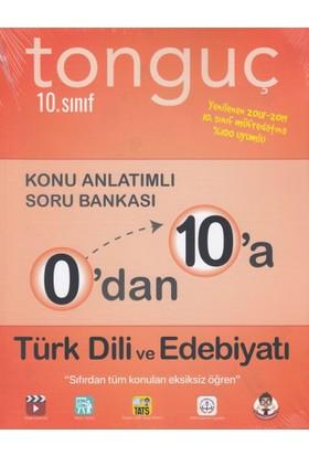 Tonguç 0'Dan 10'A Türk Dili Ve Edebiyatı Konu Anlatımlı Soru Bankası