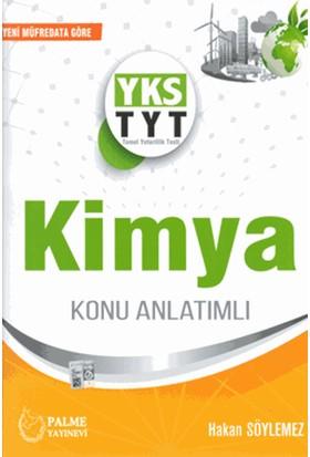Palme Yks Tyt Kimya Konu Anlatımlı Yeni 2019