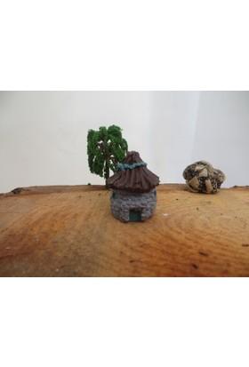 Green Wood Küçük Kabile Ev Biblo