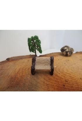 Green Wood Küçük Bank Biblo