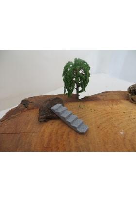 Green Wood Merdiven Biblo 1