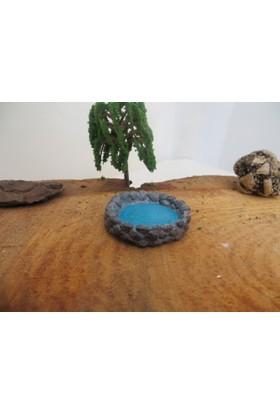 Green Wood Gölet Biblo