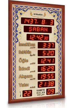 Al-Awail Vakitmatik Al Muakita Cami İçin Büyük Ekranlı