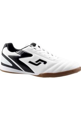 Jump 18097-G Beyaz Futsal Hentbol Voleybol Unisex Salon Spor Ayakkabı - Beyaz