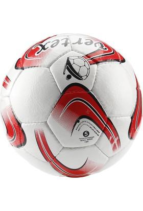 Vertex Valora Kırmızı Dikişli 5 No Futbol Topu